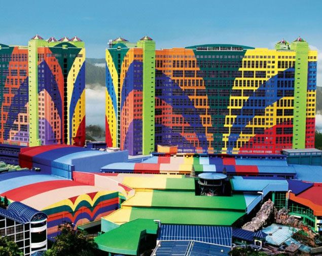 FIRST WORLD HOTEL, GENTING